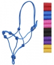 Draft Horse Size 5/16 in. Rope Hltr W/8' Lead