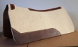 Western saddle pad 1/2